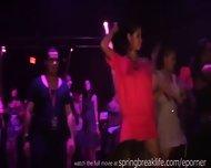 Club Girls Flashing And Up The Skirt - scene 6