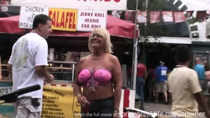 Daytime Titties In Key West - scene 12