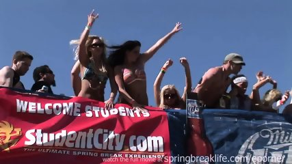 Spring Break Party - Vanilla Ice - scene 2