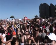 Spring Break Party - Vanilla Ice - scene 5