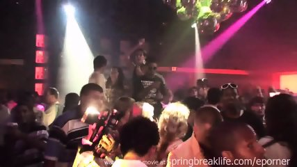 Club Grindin And Up The Skirt - scene 8