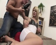 Massive Ass Filled With Big Cock - scene 1