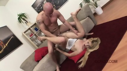 Massive Ass Filled With Big Cock - scene 12