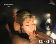 Blowjobs For Sated Cumshots - scene 8