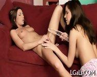 Two Girls Caress Their Gf - scene 11