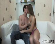Hot Session For A Teen Lady - scene 8