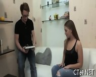 Hot Session For A Teen Lady - scene 7