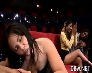 Hot Babes Uncanny Needs For Cocks - scene 7