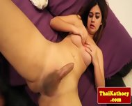 Young Ladyboy Shows Her Tight Butthole - scene 10