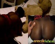 Sex Tourist Fucks Black Hottie - scene 10
