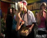 Devilish And Wild Orgy Party - scene 3