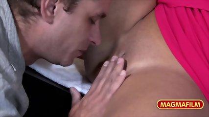 Blonde Lady Loves Sex With Her Boyfriend - scene 3