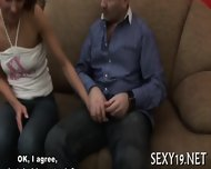 Threesome Sex With Teacher - scene 6