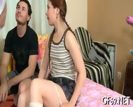 Salacious Threesome Fucking - scene 9