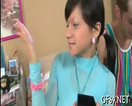 Babe Is Surrending Her Virginity - scene 2