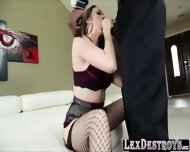 Beautiful Big Tits Chanel Preston Gets Destroyed By Lexington Steele - scene 4