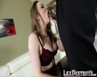 Beautiful Big Tits Chanel Preston Gets Destroyed By Lexington Steele - scene 5