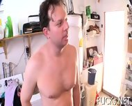 Excessive Pecker Lickings - scene 5