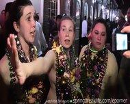 Mardi Gras Girls Flashing - scene 1