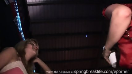 Spring Break Party Girls - scene 12