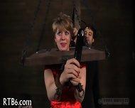 Hot Slave Delights With Oral Sex - scene 9