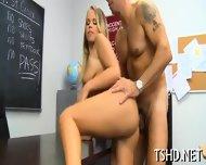 Deep In Schoolgirls Pussy - scene 6