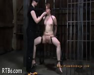 Master Is Torturing Babe's Cunt - scene 10