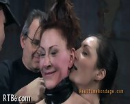 Hot Whipping For Beauty's Ass - scene 10