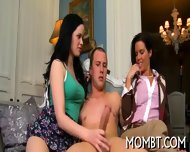 Erotic Threesome Drilling - scene 4