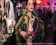 Mardi Gras Street Flashers - scene 12