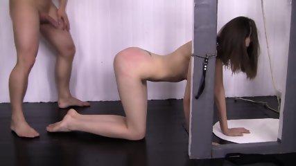 Brunette Likes Brutal Sex - scene 6