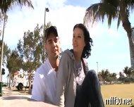 Sucking Cock Is Milf's Forte - scene 2