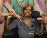 White Men Brutalize Black Teen Girl - scene 3