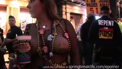 Mardi Gras Daytime Flashers - scene 12