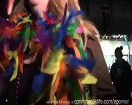 Mardi Gras Flashers - scene 1