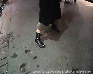 Mardi Gras Street Flashers - scene 10