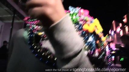 Mardi Gras Street Flashers - scene 3