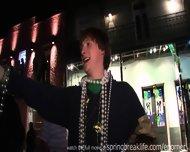 Mardi Gras Street Flashers - scene 4