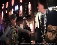 Mardi Gras Street Flashers - scene 7