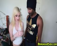 Kira Wants To Get Some Big Black Dick To Penetrate Her Pussy - scene 1