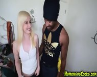 Kira Wants To Get Some Big Black Dick To Penetrate Her Pussy - scene 2