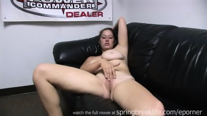 Big Tits Naked Masturbating On Bikes - scene 9