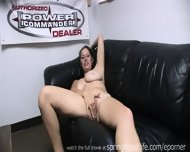 Big Tits Naked Masturbating On Bikes - scene 7