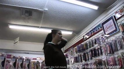 Big Tit Girl Gets New Toy - scene 3