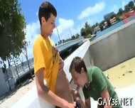 Two Gays Have Nice Sex - scene 8