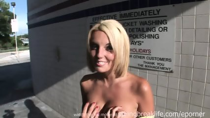 Naked In A Car Wash - scene 8
