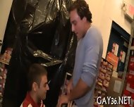 Wonderful Gay Banging - scene 4