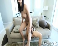 Orgasms Enrich Filthy Bitch - scene 9