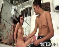 Nailing A Tight Poon Tang - scene 1