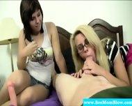 Spex Milf Handling Hard Cock - scene 5